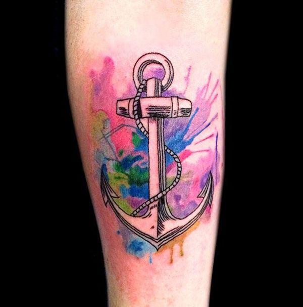 tatuagem tattoo aquarela watercolor inspiration inspiracao - ideia quente (37)