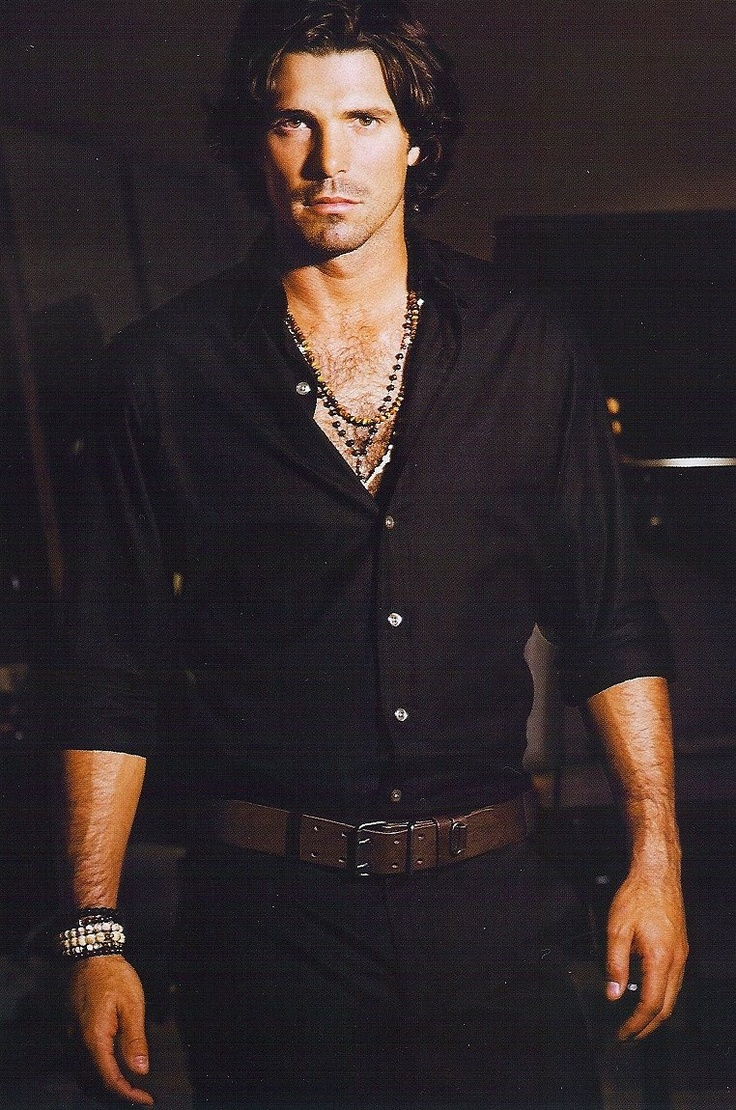 "Ignacio ""Nacho"" Figueras. Stop. Seriously stop. Good Lord."