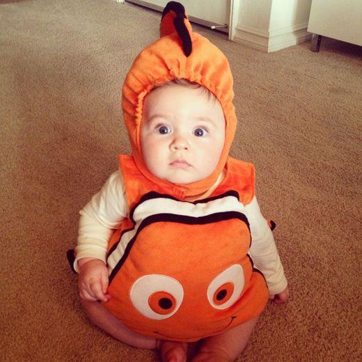 Finding Nemo Kids Halloween Costume Cuteee Pinterest
