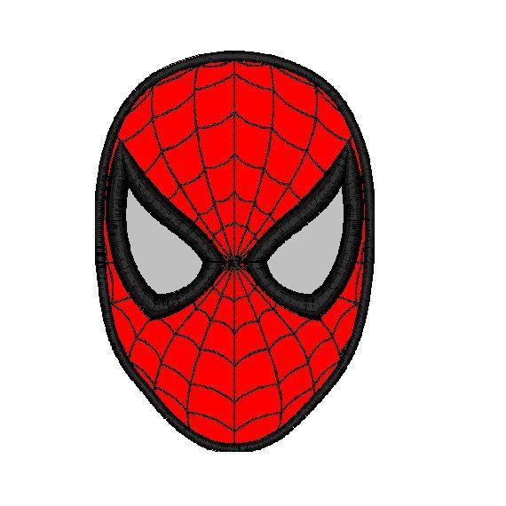 Les 25 meilleures id es de la cat gorie spiderman maske - Masque spiderman a imprimer ...