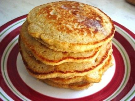 Weight Watchers Cinnamon Applesauce Pancakes recipe – 2 points