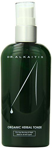 Skin Care DR ALKAITIS Organic Herbal Toner 4 fl oz >>> Want additional info? Click on the image.