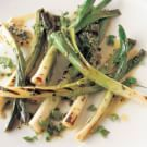 Try the Marinated Grilled Baby Leeks Recipe on williams-sonoma.com/