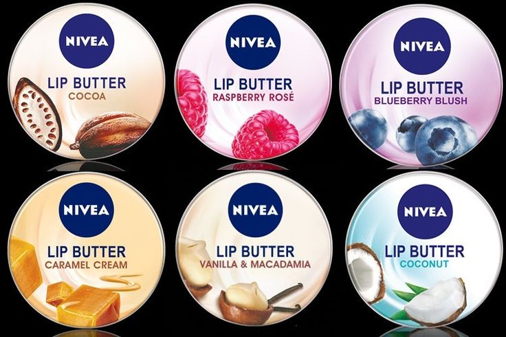 Nivea Lip Butter | #LipBalm #Beauty