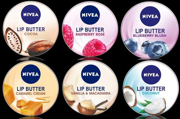 Nivea Lip Butter | #LipBalm #Beauty