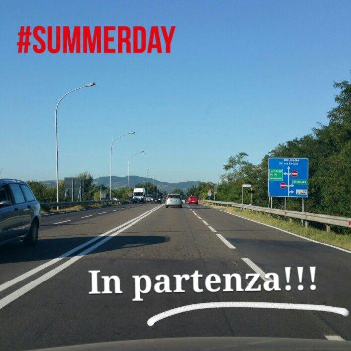 #summerday gita di #ferragosto fuoriporta
