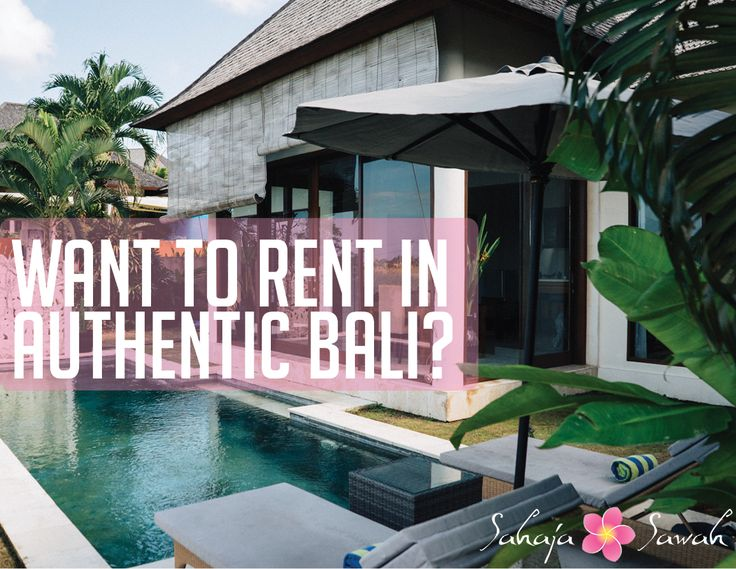 Want to rent or buy in authentic Bali, Tabanan district? For more information whatsapp Bernard: +34 627581111 or email: van.elmpt@icloud.com. #villas #holidayhomes #bali #villa #balivilla #realestate #luxuryvilla