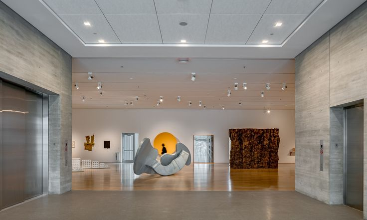 Tour the Speed Art Museum's $50 Million Expansion by wHY Photos   Architectural Digest