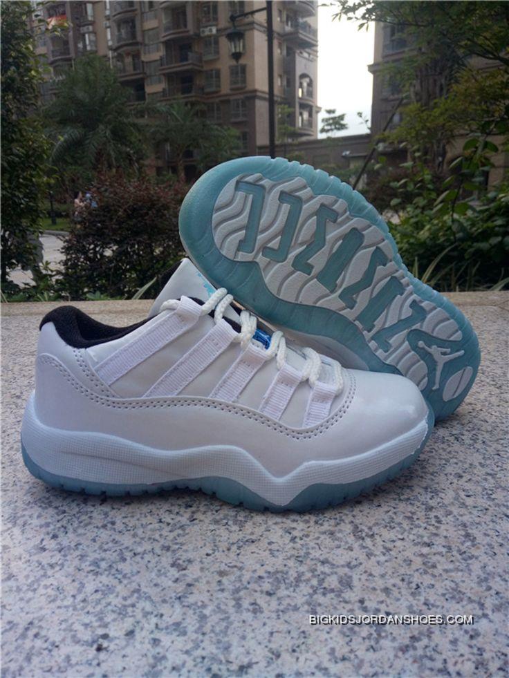 http://www.bigkidsjordanshoes.com/kids-air-jordan-xi-sneakers-low-228-for-sale.html KIDS AIR JORDAN XI SNEAKERS LOW 228 FOR SALE Only $37.30 , Free Shipping!