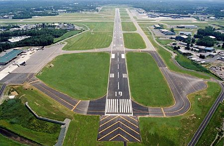 Albany International Airport ALB :: Directions and Maps