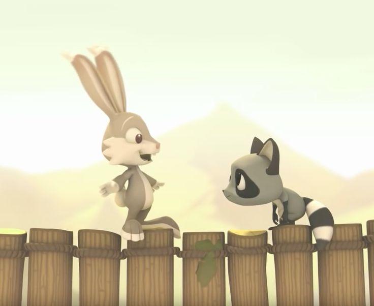 Je trouve que ce film d'animation intitulé «bridge» (pont) permet d'aborder de nombreux thèmes avec les enfants : la force du «faire ensemble» les vertus de la bienveillance les impasses dans lesquelles nousmènent la violence, la compétition, la malveillance lagentillesse comme forme d'intelligence sociale l'intérêt de chercher des terrains d'entente ou de faire des compromis …