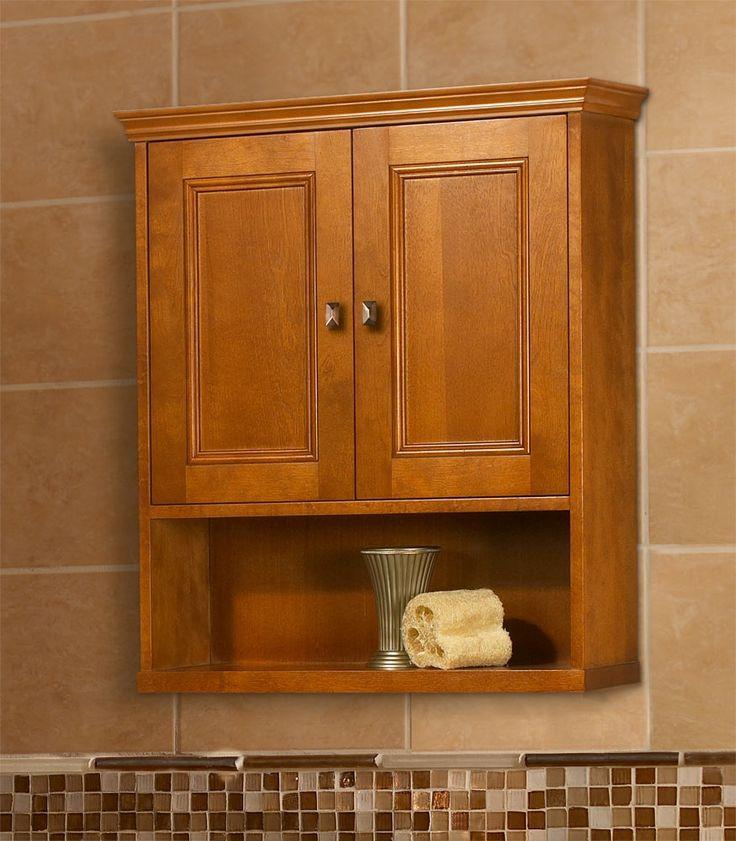 Bathroom Wall Cabinets Wood Bathroom Wall Cabinet