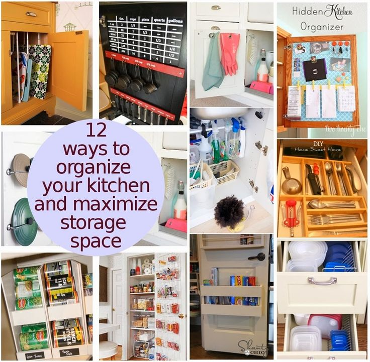 11 Ideas For A Perfectly Organized Kitchen: 64 Best Painted Furniture Ideas Images On Pinterest