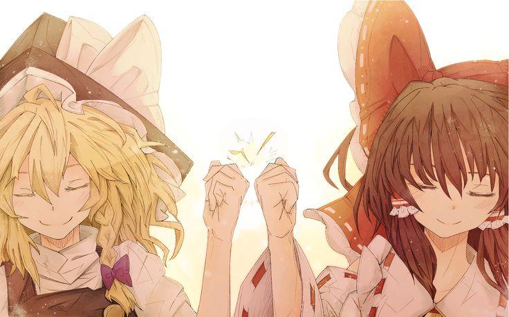 Marisa & Reimu