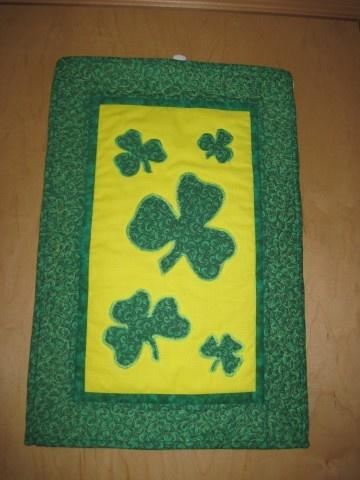 17 Best Images About Applique St Patricks Day On Pinterest