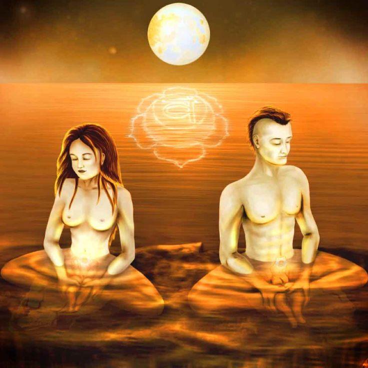 ¡Prepárate!, en 60 minutos comenzamos la 2ª Meditación para activar y desbloquear el chakra del sacro... Participa en: http://www.reikinuevo.com