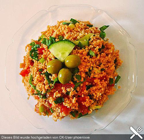 Kisir-türkischer Bulgursalat, ein leckeres Rezept aus der Kategorie Gemüse. Bewertungen: 6. Durchschnitt: Ø 4,1.