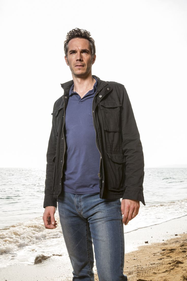 April 3 2016: Broadchurch Season 2 starts on ZDF (German TV) - James D'Arcy as Lee Ashworth