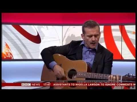 Astronaut blijkt zanger te zijn in de ruimte