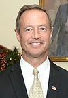 Governor O'Malley: Democrat candidate for President