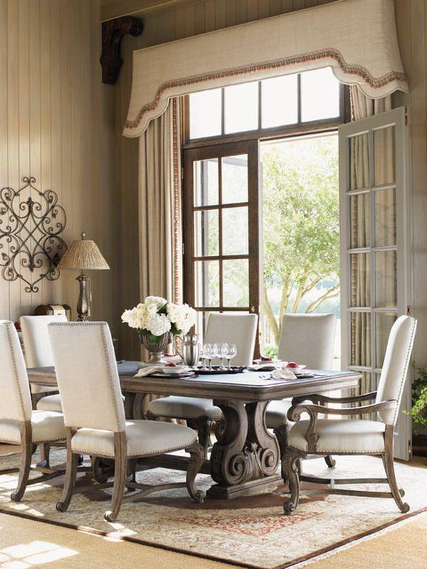 Elegant yet classic dining room furniture ideas