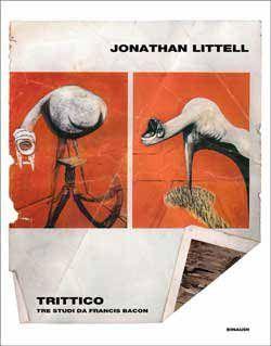 Jonathan Littell, Trittico. Tre studi da Francis Bacon, Frontiere