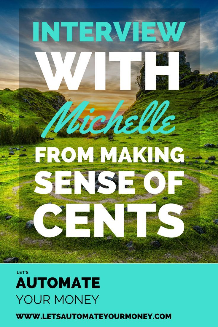 Want to make more money? Michelle is an expert at that, making over $100,000 per month while traveling the world. Check out my interview with her to hear her personal finance advice for millennials and what you should be focusing on right now! #makingmoney #makingsenseofcents #personalfinance #money
