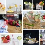 If you're trying to lose weight, an easy place to start is to look at what you're sipping. A 2007 report published in Obesity Research found that Americans are consuming 222 calories from beverages each day. That's more than 1,500 calories a week! To cut your calorie intake without cutting taste, you'll need to get creative....