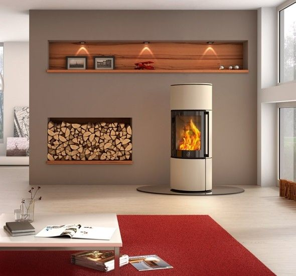 Spartherm Ambiente A3 #Kampen #Fireplace #Fireplaces #Interieur