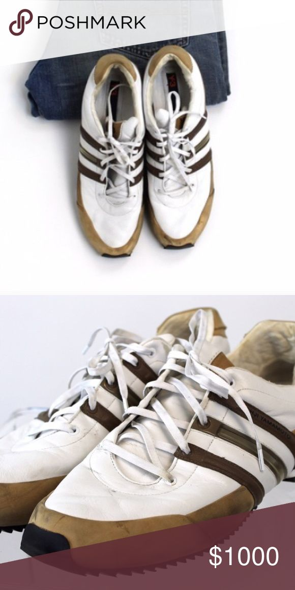 Ashton Kutcher sneakers NOT FOR SALE I was lucky enough to get Ashton sneakers here on posh so excited to get them! These are not for sale! Yohji Yamamoto Shoes Athletic Shoes