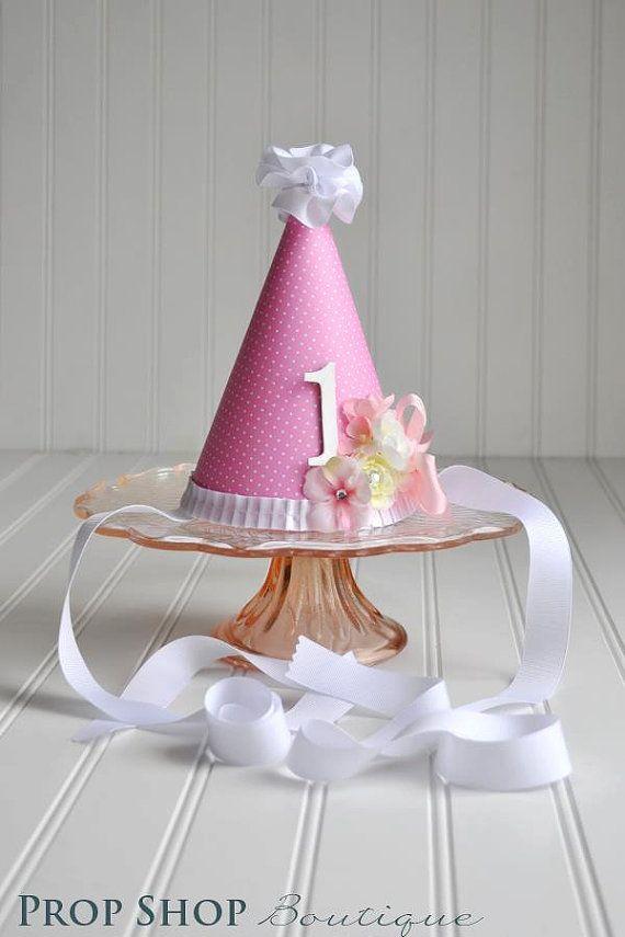 Flower Garden Party hat