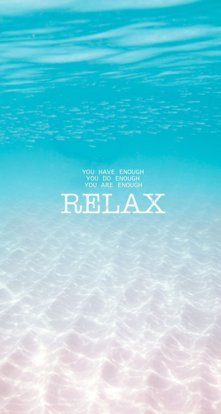 Relax Typography Iphone Wallpapers Mobile9 Quotes