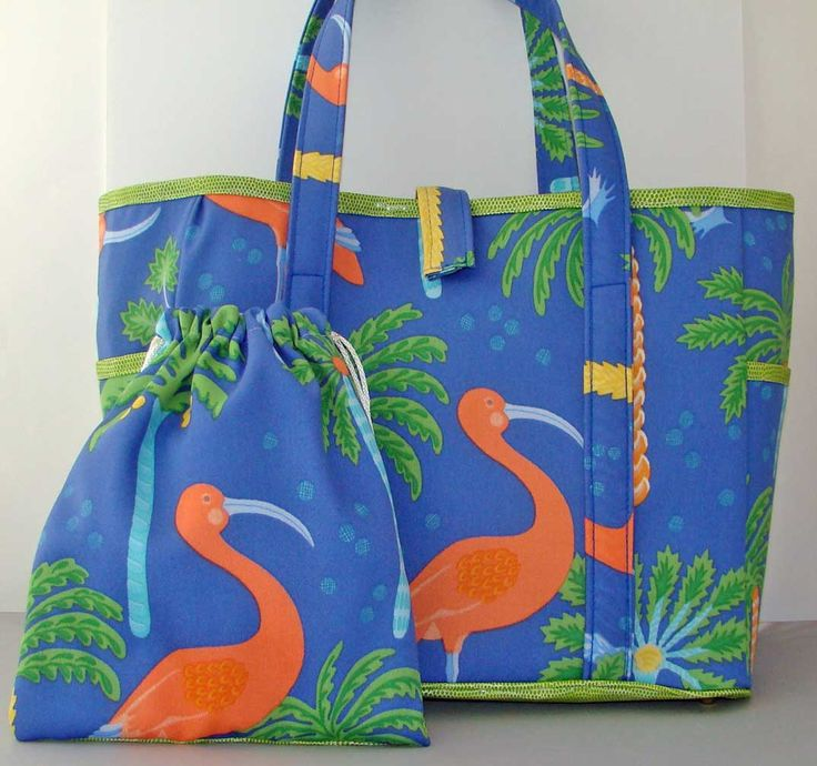 77 best beach bags images on Pinterest | Bags, Sewing ideas and Beach