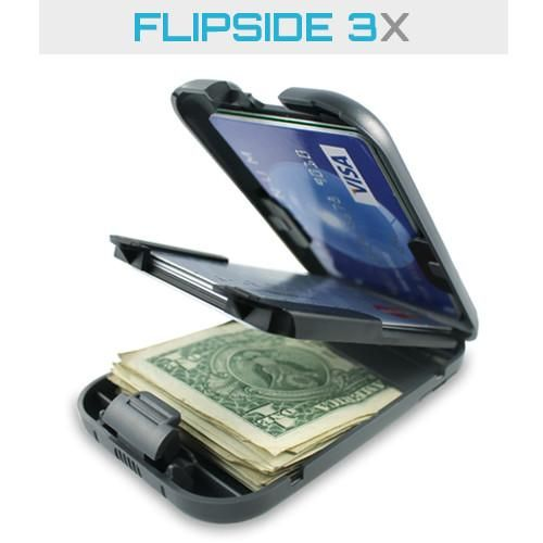 Flipside 3X Wallet