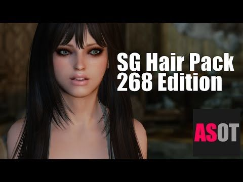 [HAIR] SG Hair Pack 268 Edition mod (with Download Link ...
