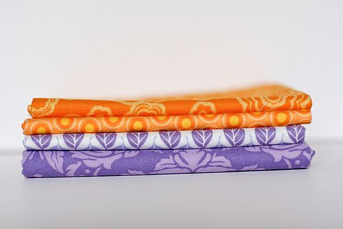 In Color Order: The Art of Choosing: Complementary ColorsBLUE-PURPLE & YELLOW-ORANGE