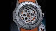 Cinema 4D hard surface modeling clock №1
