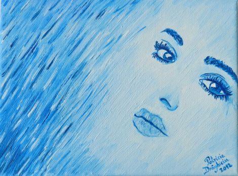 "Tablou ""I see you"" - PatriciaShop   Crafty"