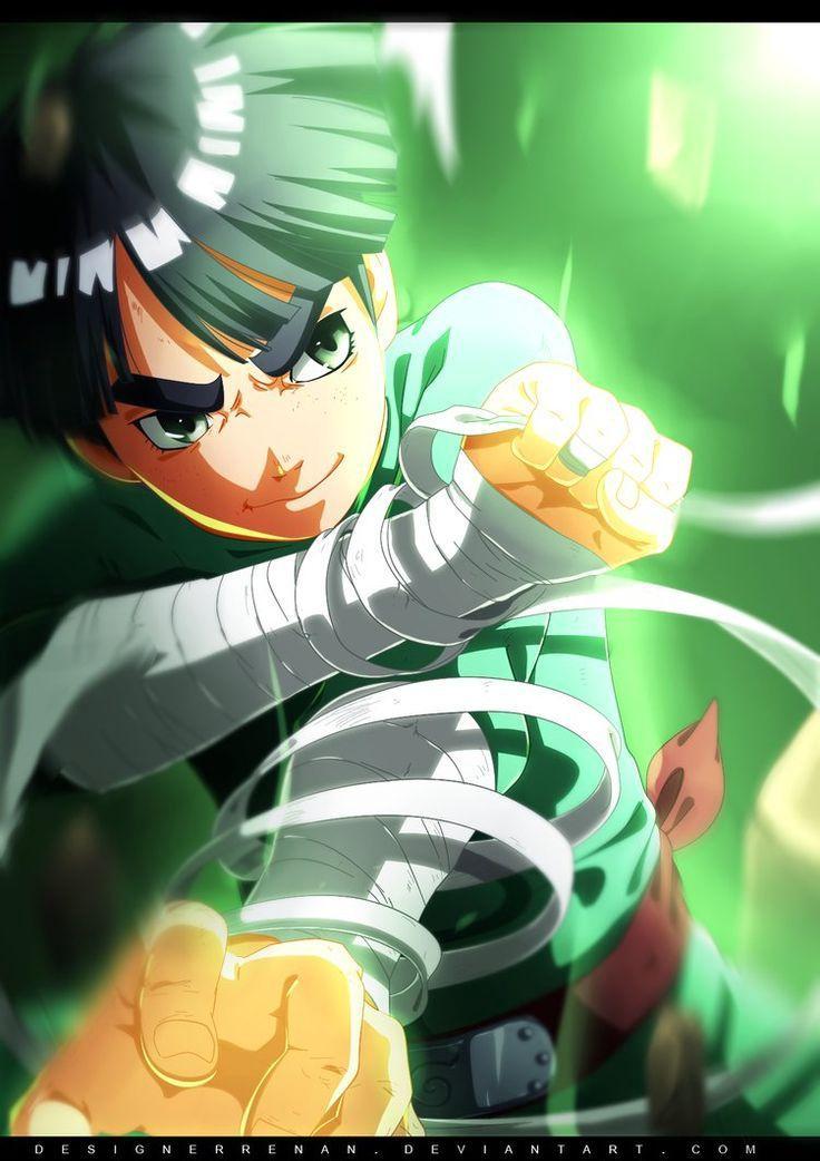 Taijutsu Naruto Fanfiction
