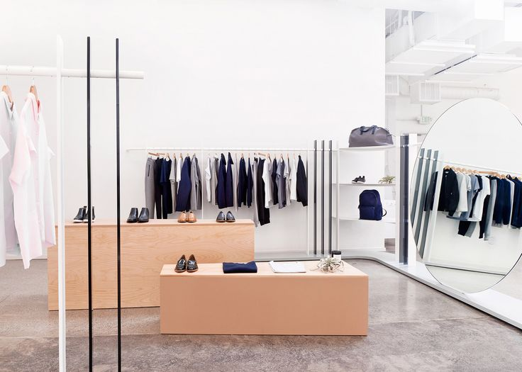Brook&Lyn creates fashion showroom at Everlane offices