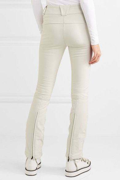 Perfect Moment - Aurora Ski Pants - White - large