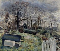 Image result for Gilbert Spencer From My Studio Gilbert Spencer, R.A. (1892 - 1979)