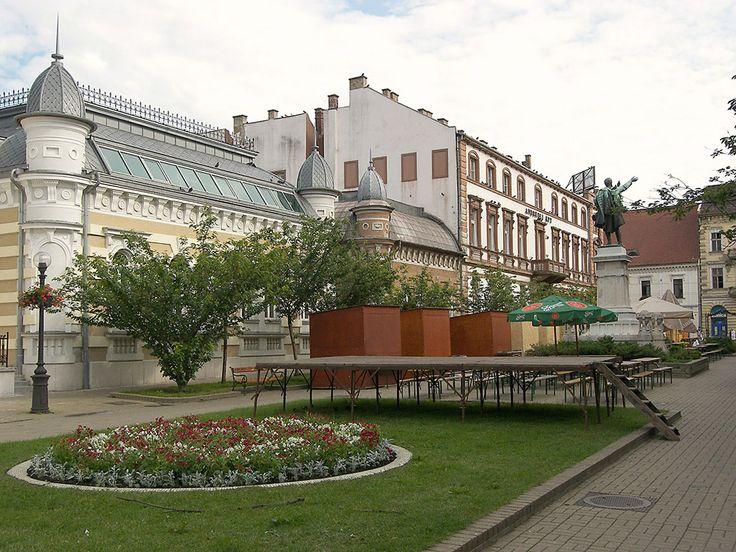 Miskolc, Magyarország - háttérkép