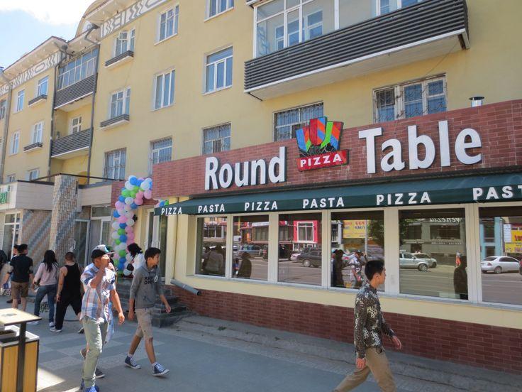 50+ Round Table Pizza Tierrasanta - Modern Rustic Furniture Check more at http://www.nikkitsfun.com/round-table-pizza-tierrasanta/