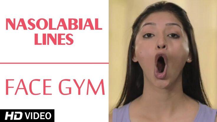 Face Gym - Nasolabial Lines HD   Asha Bachanni