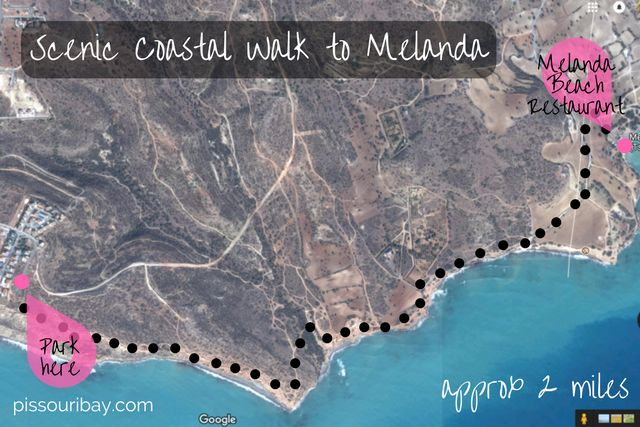 ★ A Scenic Coastal Walk for Nature Lovers ★ #coastalwalk #melandabeach #pissouribay #avdimou https://plus.google.com/+PissouribayCyp/posts/WE788GszBho