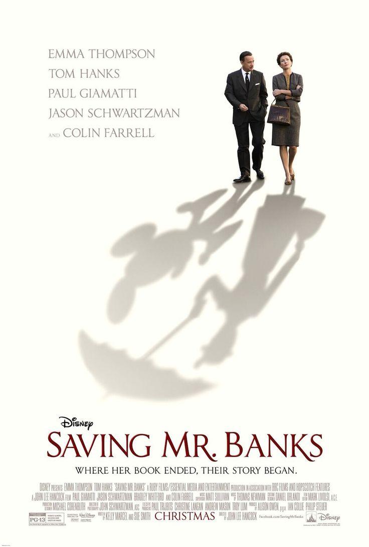 saving mr. banks locandina - Cerca con Google