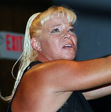 "Gertrude ""Luna"" Vachon née Wilkerson (January 12, 1962 – August 27, 2010)"