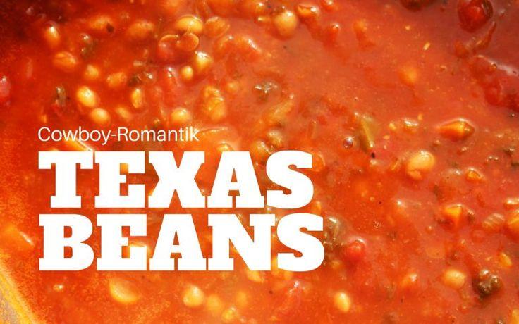 Texas Beans sind mal eine alternative Beilage zu euren Grillgut und bestehen aus einer Menge frischer und guter Zutaten! Perfekt auch zu Beef Brisket!