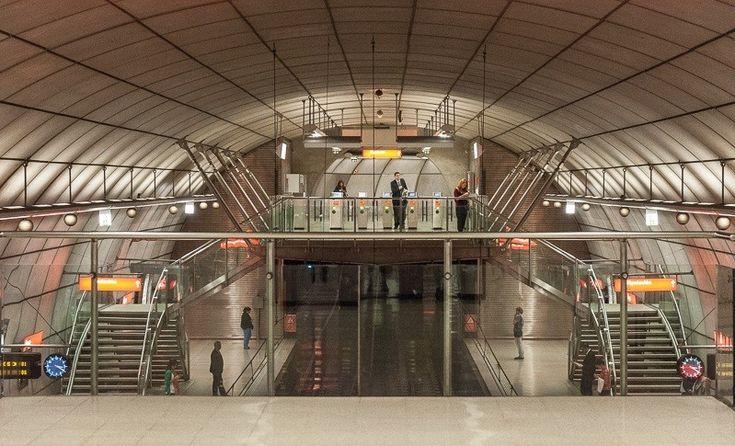 Foster + Partners diseñará las 46 estaciones de futura red de Metro en Arabia Saudita